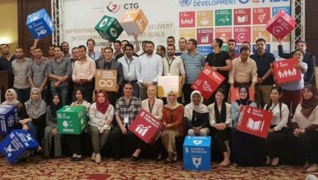 Oxford at #SDGsGaza2030